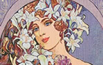 Alphonse Mucha's Art Collection